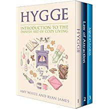 Hygge: 3 Manuscripts - Discover How To Live Cozily & Enjoy Life's Simple Pleasures With Everyday Mindfulness and Law of Attraction (English Edition)