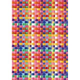 Fablon  FAB12902 45 cm x 2 m Basket Multicolour Roll