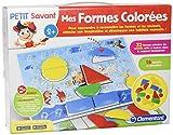 Clementoni - 62705-Mes Formes Colorées-Jeu éducatif