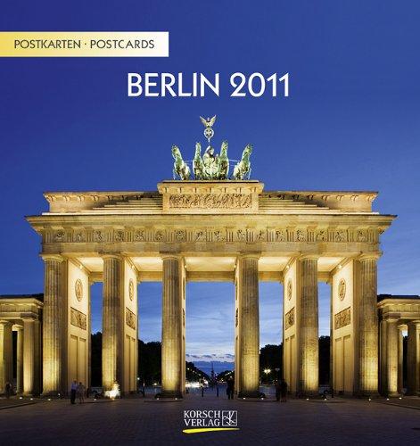 Berlin 2011. Postkartenkalender