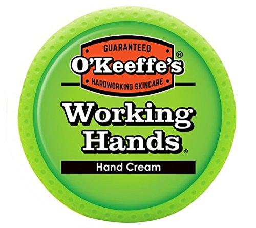O'Keeffe's Working Hands 95g Jar Test