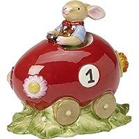 Villeroy & Boch Bunny Family máquina Huevo, Porcelana, Multicolor