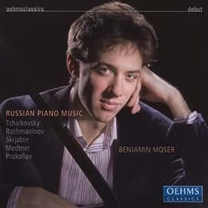 Russische Klaviermusik