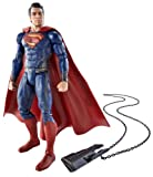 MATTEL MAN OF STEEL MOVIE MASTERS SUPERMAN WITH KRYPTONIAN COMMAND KEY