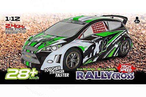 RC Auto kaufen Rally Car Bild 2: RX12 Rally EP 1 12 RTR 2WD (gr n)*