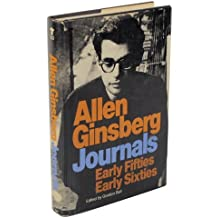 Journals Early Fifties Early Sixties by Allen Ginsberg (1977-08-01)