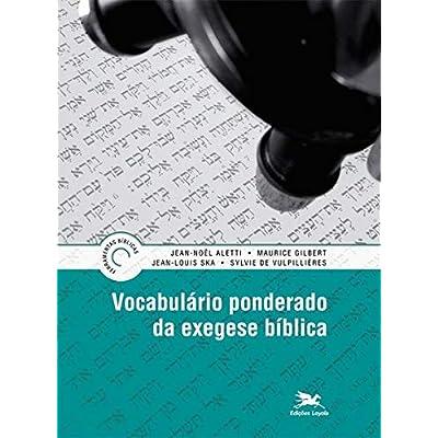 Vocabulário Ponderado da Exegese e Bíblica
