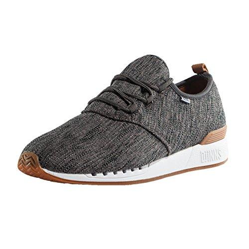 Djinns Homme Chaussures / Baskets Moc Lau Gris