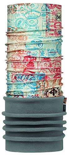 Original Buff 113287.555.10.00 Tubular de Microfibra y Forro Polar, Hombre, Multicolor, Talla Única