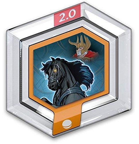 Disney INFINITY: Marvel Super Heroes (2.0 Edition) Power Disc - Sleipnir (Odin's Horse) by Disney Infinity Marvel Super Hero Power Discs