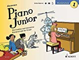 Piano Junior: Klavierschule 1: Die kreative und interaktive Klavierschule für Kinder. Band 1. Klavier. (Piano Junior - deutsche Ausgabe)
