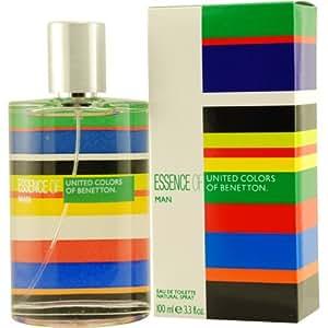 United Colors of Benetton Essence Of Man Eau De Toilette ...