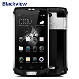 Blackview BV8000 Pro Smartphone (5,0 Zoll) Full-HD Touchscreen, MTK6757 Octa Core 2.3GHz Prozessor 6G RAM + 64G ROM, 16MP Hauptkamera + 8MP Frontkamera, IP68 Wasserdicht Android 7.0 Smartphone