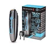 Remington Tondeuse Barbe 100% Etanche, Lames Titanium, 175 Hauteurs De Coupe, Tactile, Intelligent, Fonction Mémoire - MB4700