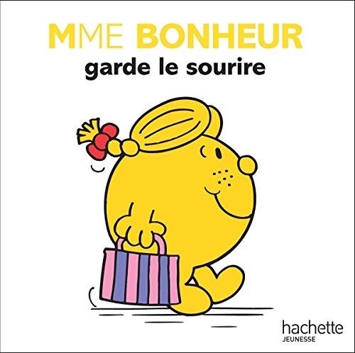 Mme Bonheur garde le sourire
