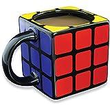 Rubik's Cube PP2402RCTX - Taza, diseño de cubo de Rubik - Taza Rubik 3D