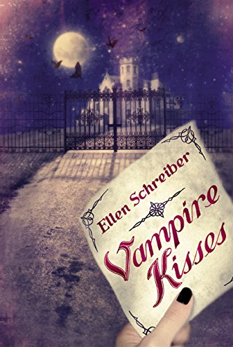 Book cover for Vampire Kisses