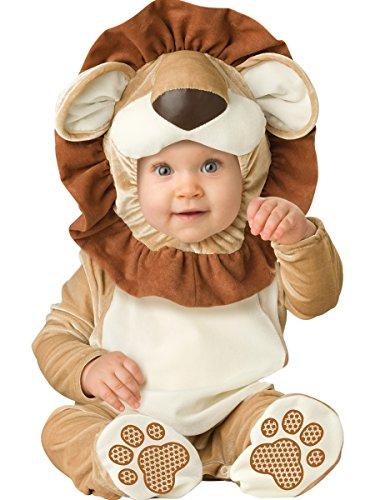 Halloween Kostüme für Baby Jungen Mädchen, Kleinkind Kleinkind Kinder liebenswert Lion Dress Up Kostüm Outfit Strampler