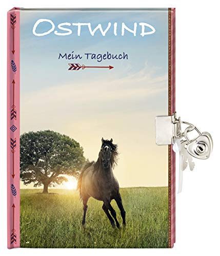 Ostwind - Frühjahr 2019: Tagebuch mit Schloss
