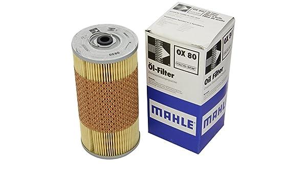 MAHLE ÖLFILTER OX80D