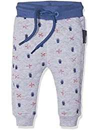 Noppies Baby-Jungen Hose B Pant Sweat Curved Gary