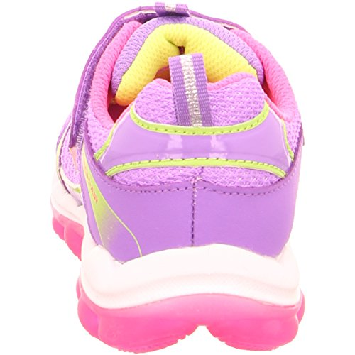 Skechers Mädchen Skech Air Low-Top 2LVPK°lavender smooth/neon
