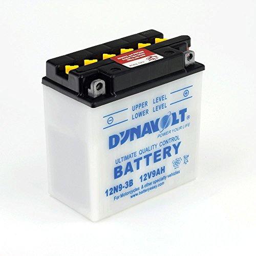 Dynavolt 12N9–4b-1convenzionale batteria