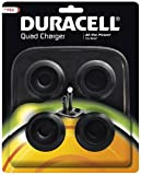 Duracell PlayStation 3 Move Navigation Controller Quad Charger (PlayStation 3)