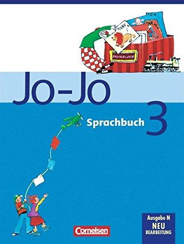 Jo-Jo Sprachbuch - Ausgabe N / 3. Schuljahr - Schülerbuch,