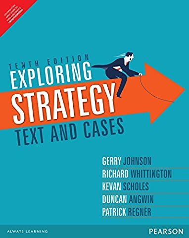 Exploring Strategy: Text And Cased, 10Th