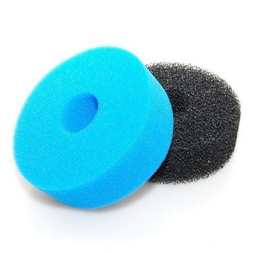 Jebao Ersatz Filter für Jebao cf-10Bio Druck UV-Filter, blau/schwarz