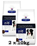 Hill´s Prescription Diet Canine z/d Ultra Allergen Free 2 x 10 kg = 20kg