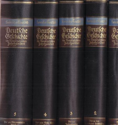 Deutsche Geschichte im Neunzehnten Jahrhundert,