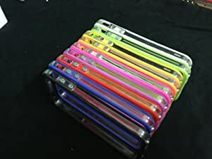 LOT 9 BUMPER ETUI COQUE HOUSSE LUXE IPHONE 4 4S