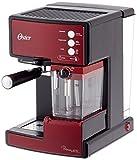 Oster Prima Latte Cafetera expresso con tratamiento de...