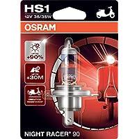 Osram 64185NR9-01B Lámpara Halógena HS1 para Faro de Motos