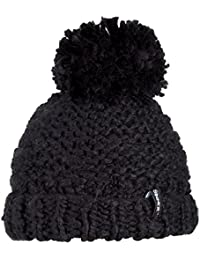SINNER adultes bear peak beanie bonnet tricoté à la main Taille unique