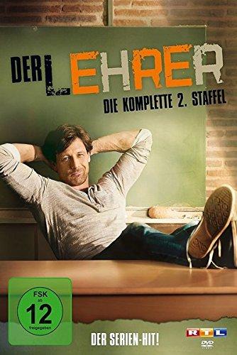 Der Lehrer - Die komplette 2. Staffel [2 DVDs] -