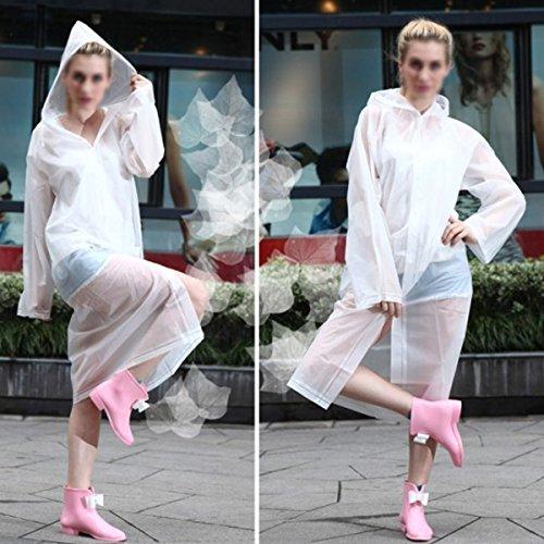 Meliya - Manteau imperméable - Femme Blanc