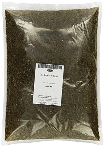 Eder Gewürze - Selleriesaat ganz - 1 kg Gewürze, 1er Pack (1 x 1 kg)