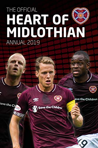 Official Heart of Midlothian FC Annual 2019 (Movie Saver)
