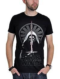 Star Wars Official Kylo Ren Shadow Force Awakens Movie Tee T-Shirt Top Mens Ladies Womens Unisex