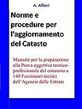 Image de Concorso Funzionari Agenzia Entrate - Norme e procedure per l'aggiornamento del Catasto