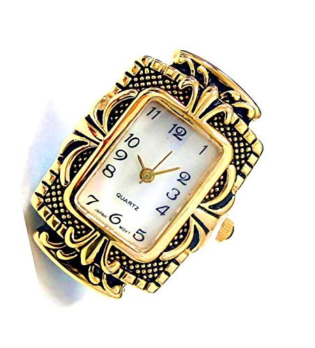 8071ed16e700 Gold face watch the best Amazon price in SaveMoney.es