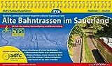 ADFC-Radausflugsführer Alte Bahntrassen im Sauerland 1:50.000 praktische Spiralbindung, reiß- und wetterfest, GPS-Tracks Download: Mit Ruhr-Sieg-Radweg, SauerlandRadring und Möhnetal-Radweg