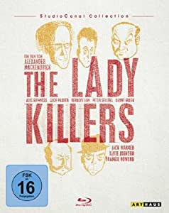 Ladykillers - StudioCanal Collection [Blu-ray]