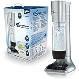 Wassermaxx 1617511497 Triton Trinkwassersprudler, silber