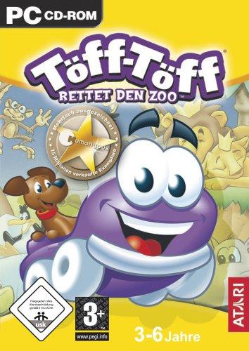 Töff Töff rettet den Zoo