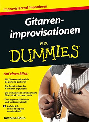 gitarrenimprovisationen-fur-dummies