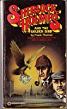 Sherlock Holmes and the Golden Bird by Frank Thomas front cover